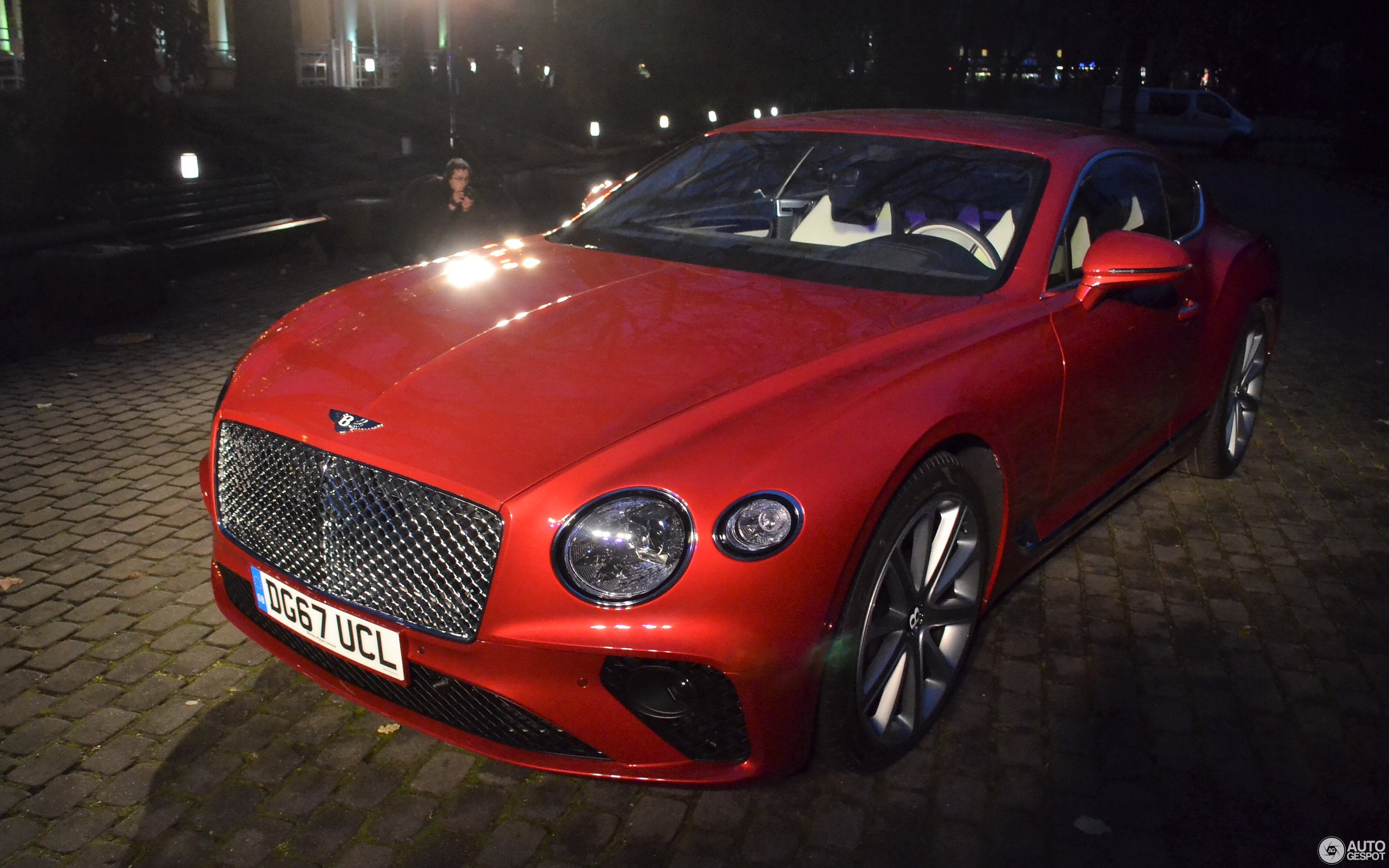 hybrid sale used cars trader auto show at bentley uk revealed motor red geneva on convertible for bentayga