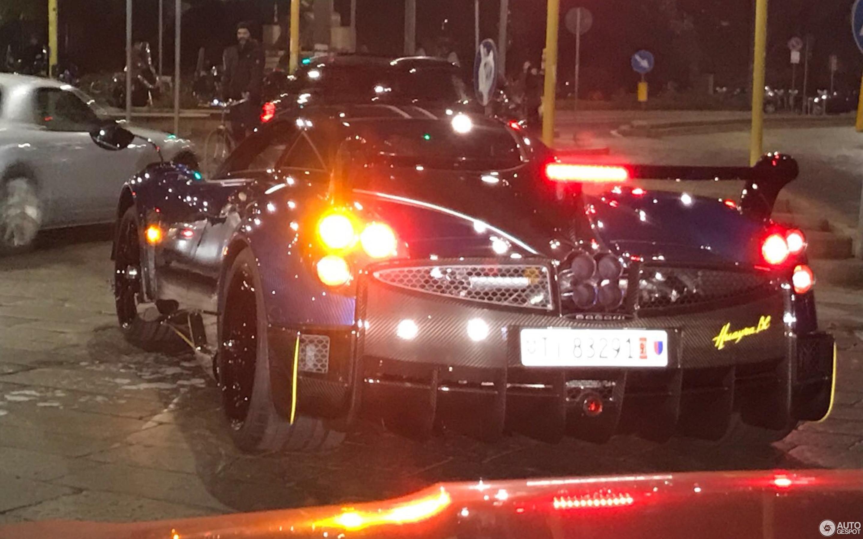 pagani huayra bc la nerazzurra - 4 november 2017 - autogespot