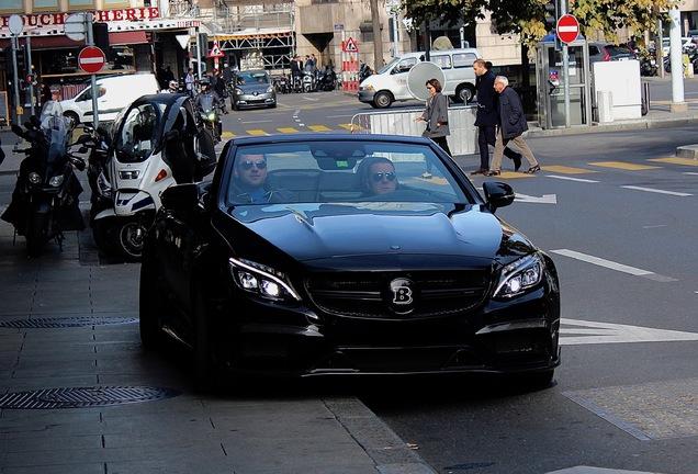 Mercedes-AMG Brabus C B40S-650 A205