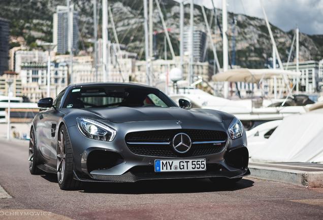 Mercedes-AMG Renntech GT S Edition 1