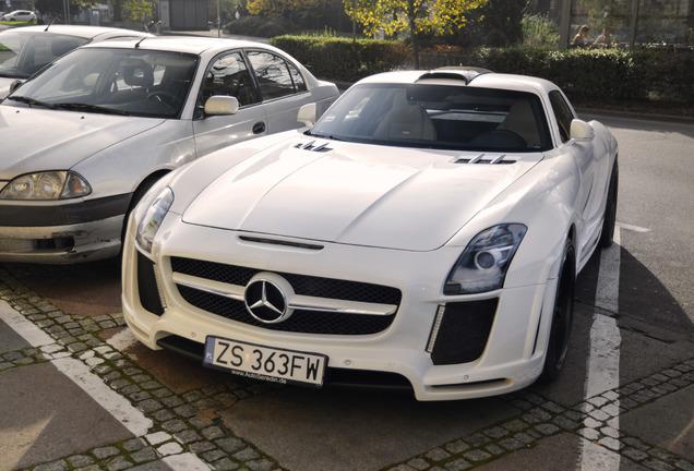 Mercedes-Benz FAB Design SLS AMG Gullstream