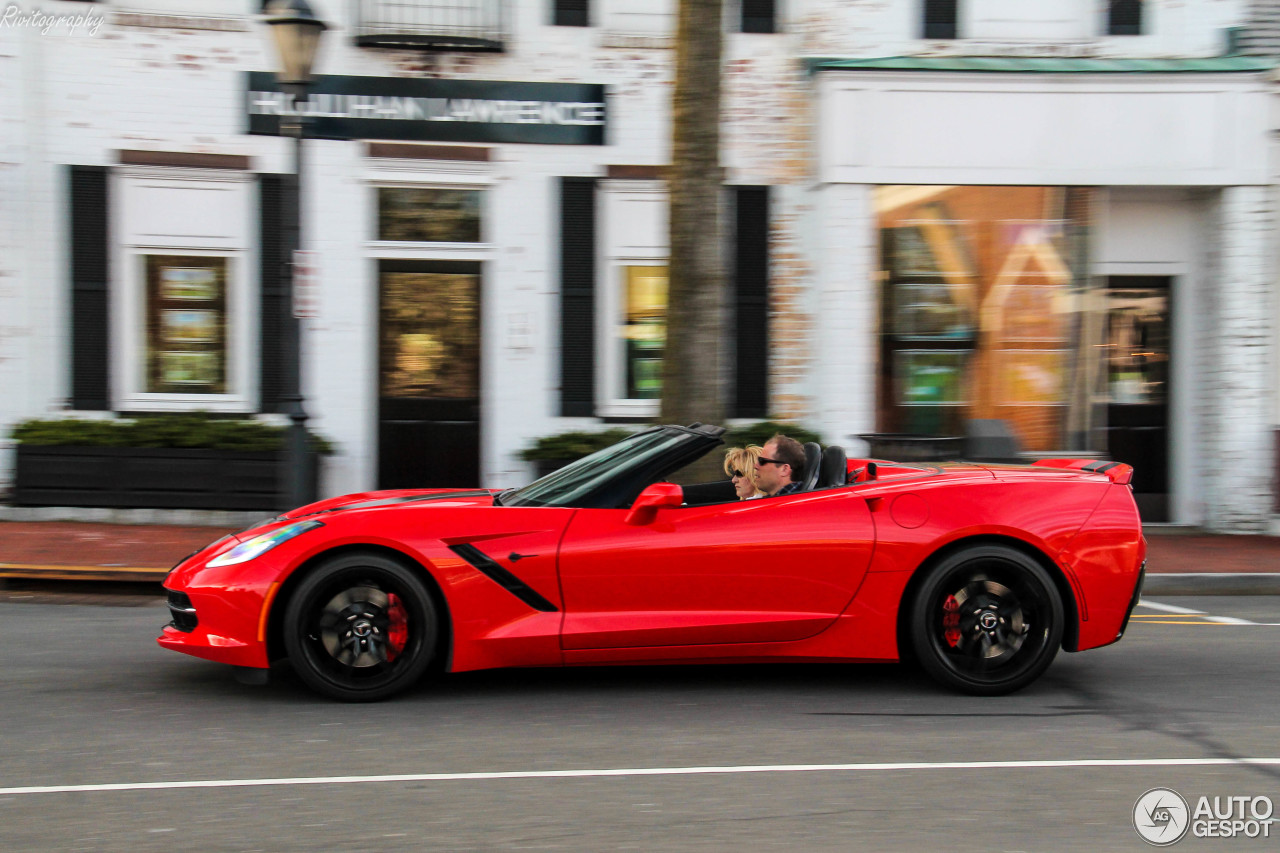 chevrolet corvette c7 stingray convertible 5 november 2017 autogespot. Black Bedroom Furniture Sets. Home Design Ideas