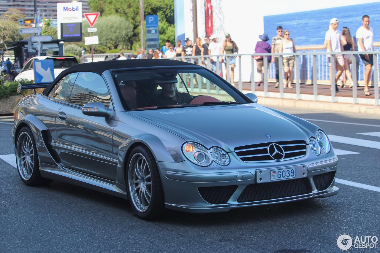Mercedes Benz Clk Dtm Amg Cabriolet