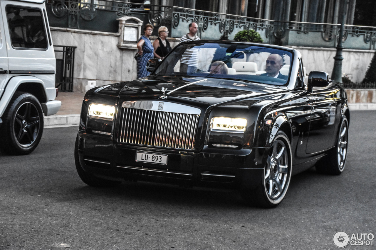 rolls royce phantom drophead coup series ii 5 november 2017 autogespot. Black Bedroom Furniture Sets. Home Design Ideas
