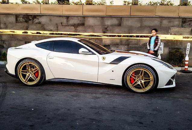 Ferrari F12berlinetta DESIGN Motorsport