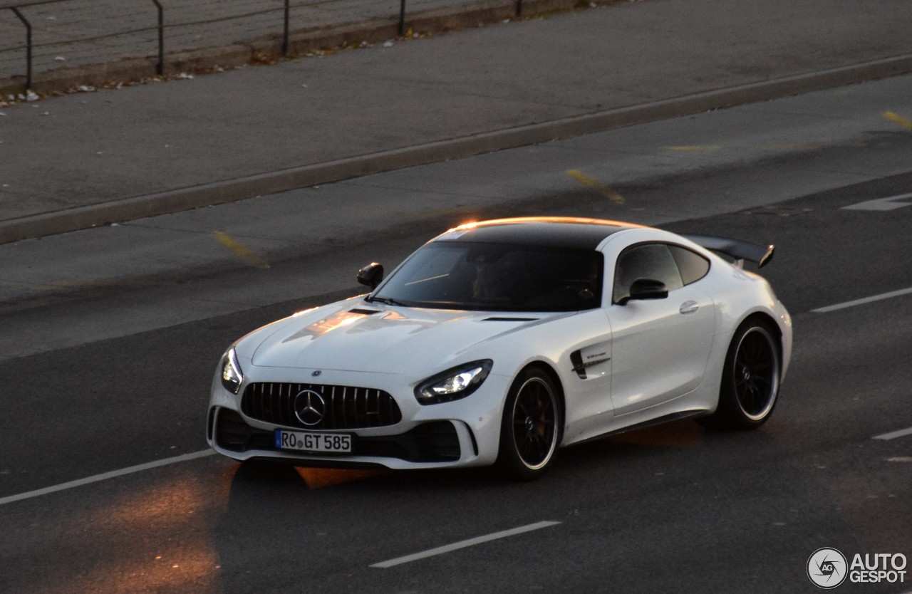 mercedes amg gt r c190 7 november 2017 autogespot. Black Bedroom Furniture Sets. Home Design Ideas