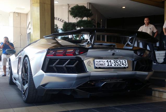 Lamborghini Mansory Aventador LP700-4 Roadster
