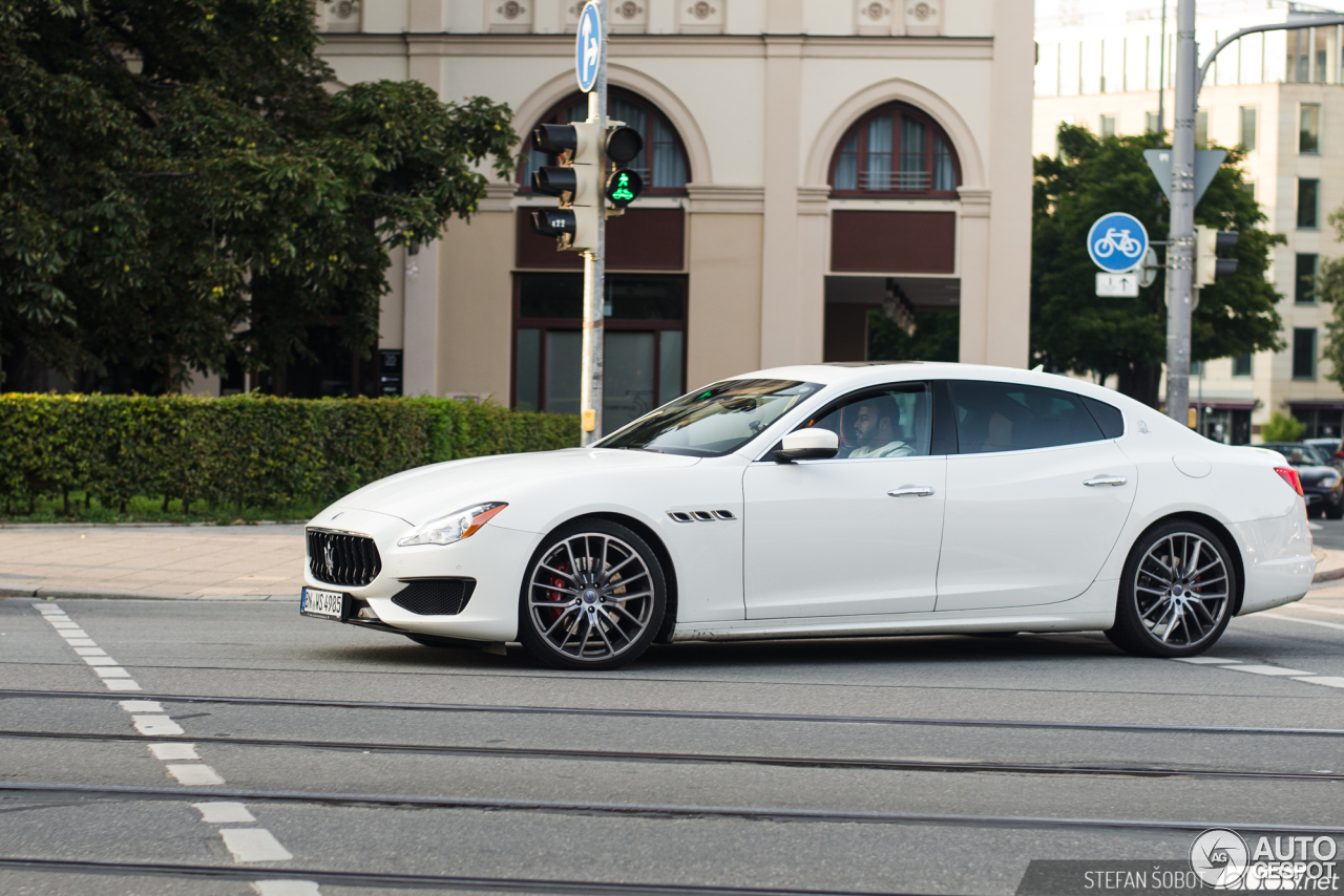 maserati quattroporte s gransport 9 november 2017 autogespot. Black Bedroom Furniture Sets. Home Design Ideas