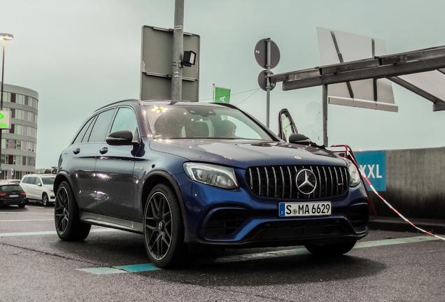 Mercedes-AMG GLC 63 S X253 2018
