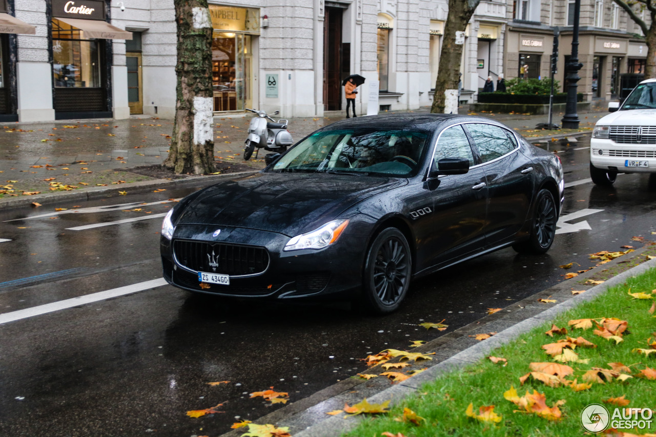 maserati quattroporte s q4 2013 11 november 2017. Black Bedroom Furniture Sets. Home Design Ideas