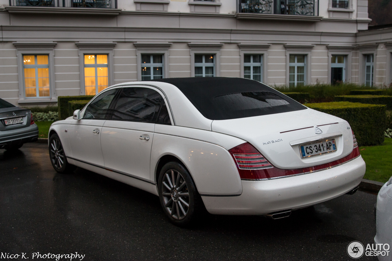 maybach 62 s landaulet 2011 - 11 november 2017 - autogespot