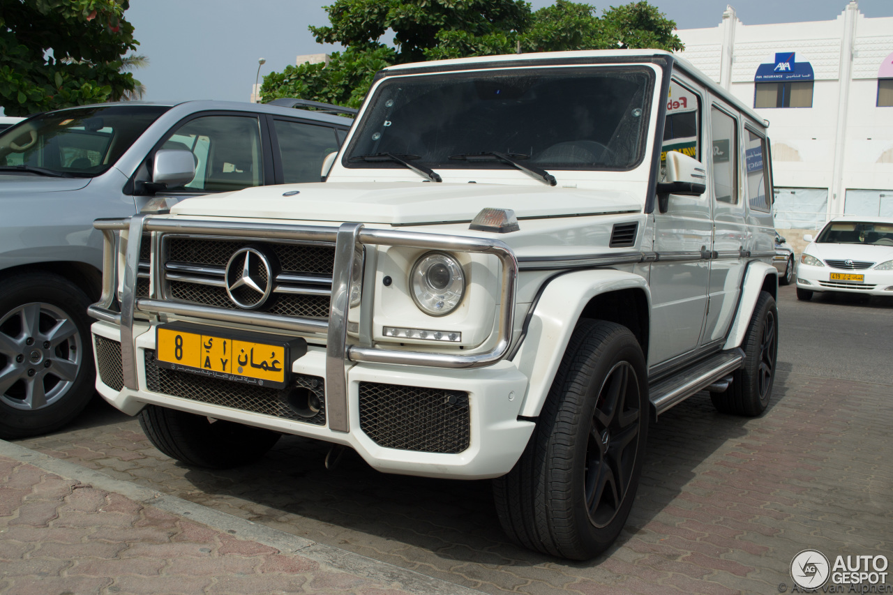 Mercedes benz g 63 amg 2012 11 november 2017 autogespot for 2017 mercedes benz amg g 63