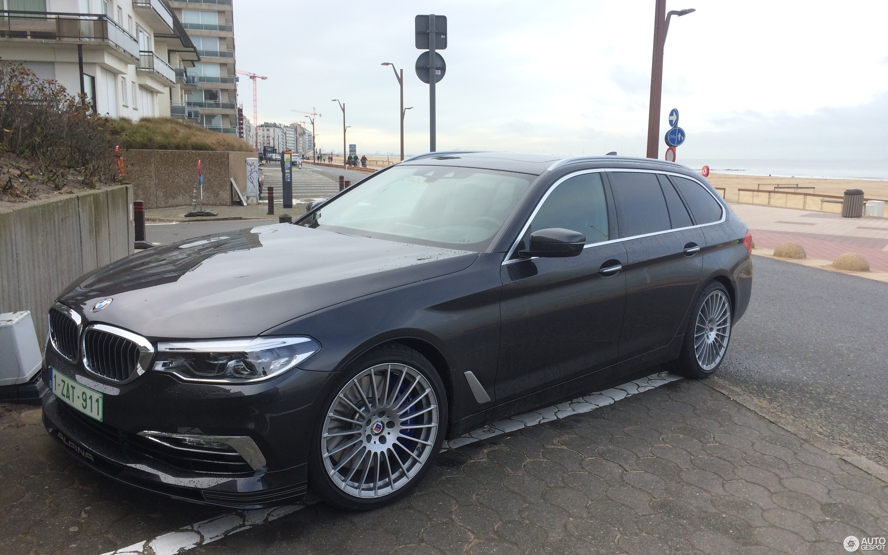 Alpina B5 Biturbo Touring 2017 - 11 November 2017 - Autogespot