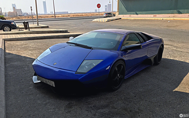 Lamborghini Murciélago LP640 - 11 November 2017 - Autogespot