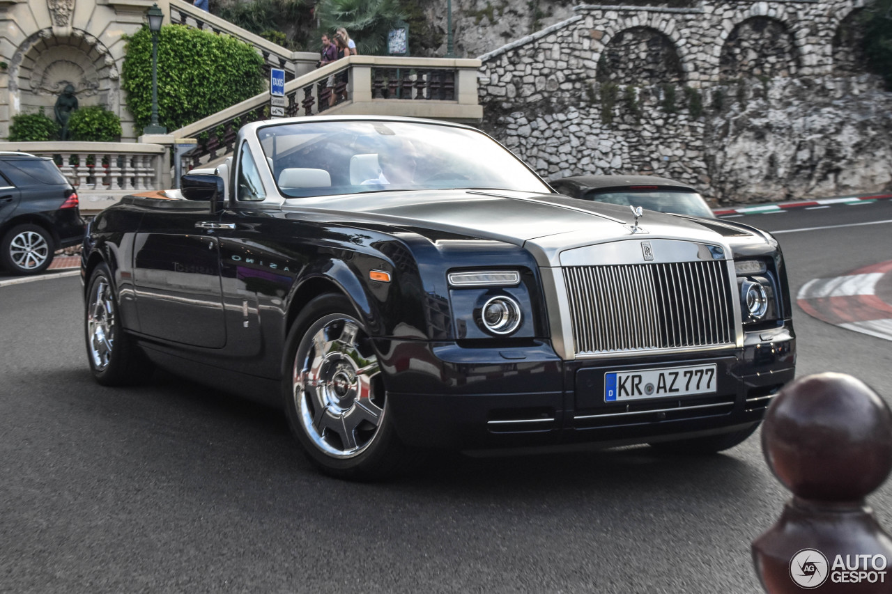rolls royce phantom drophead coup 11 november 2017 autogespot. Black Bedroom Furniture Sets. Home Design Ideas