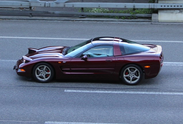 Chevrolet Corvette C5 50th Anniversary