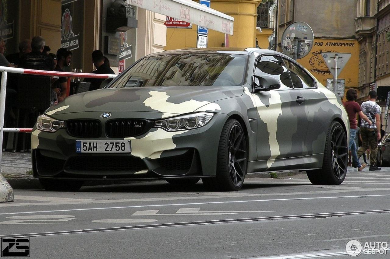 BMW M4 F82 Coupé 1