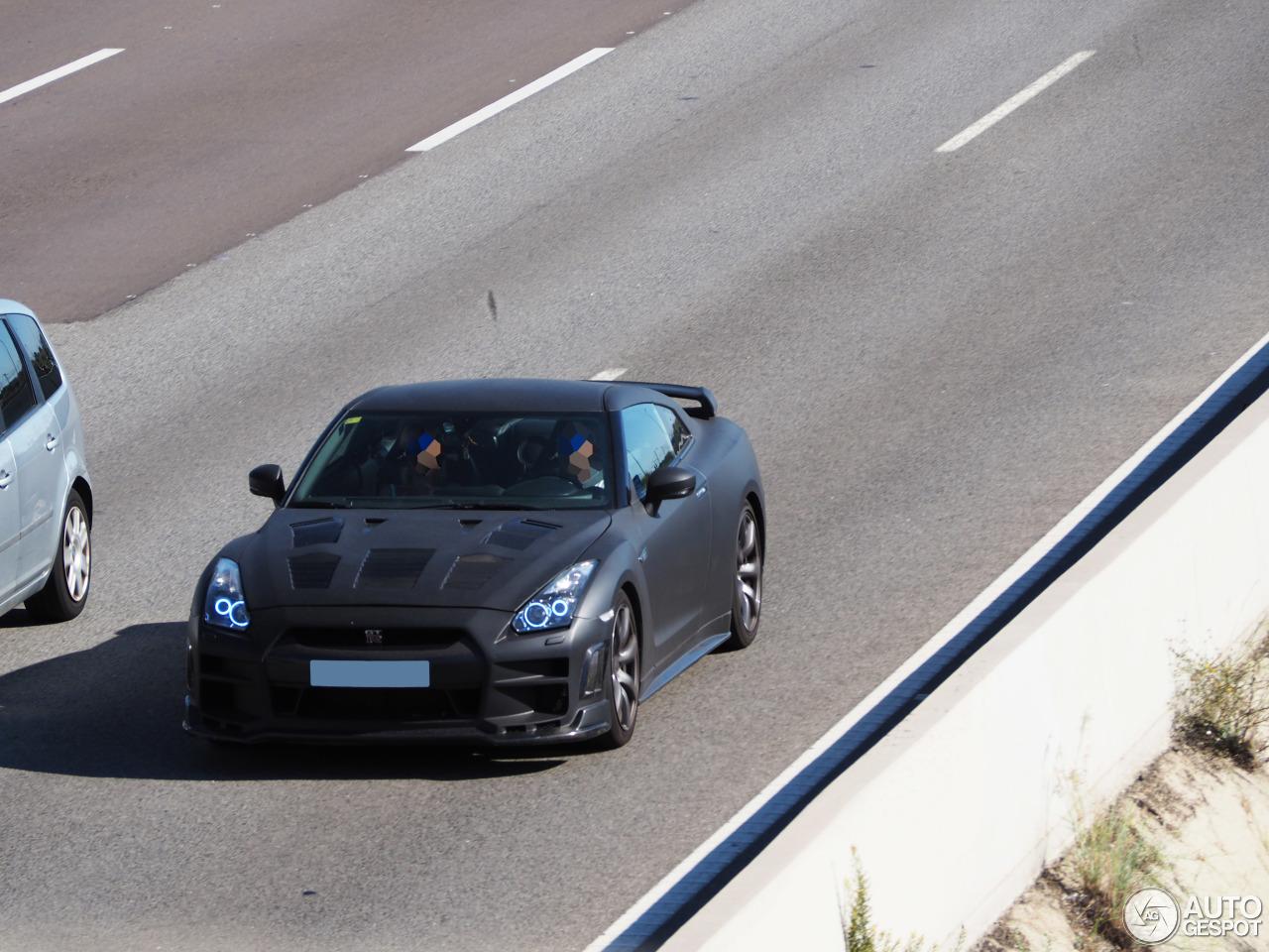 Nissan GT-R Litchfield LM600