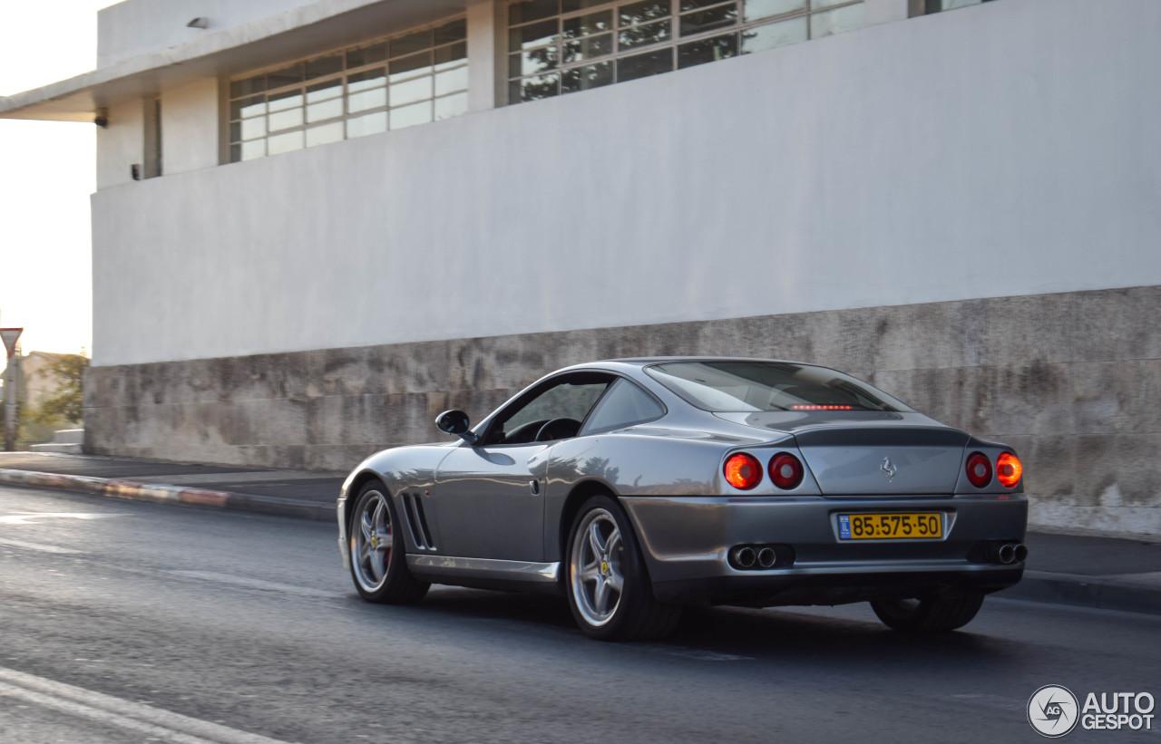 Ferrari 575 M Maranello GTC 1
