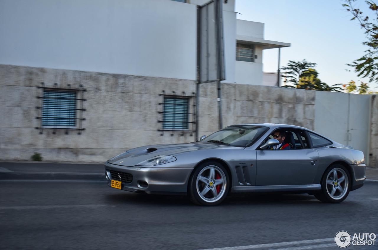 Ferrari 575 M Maranello GTC 3
