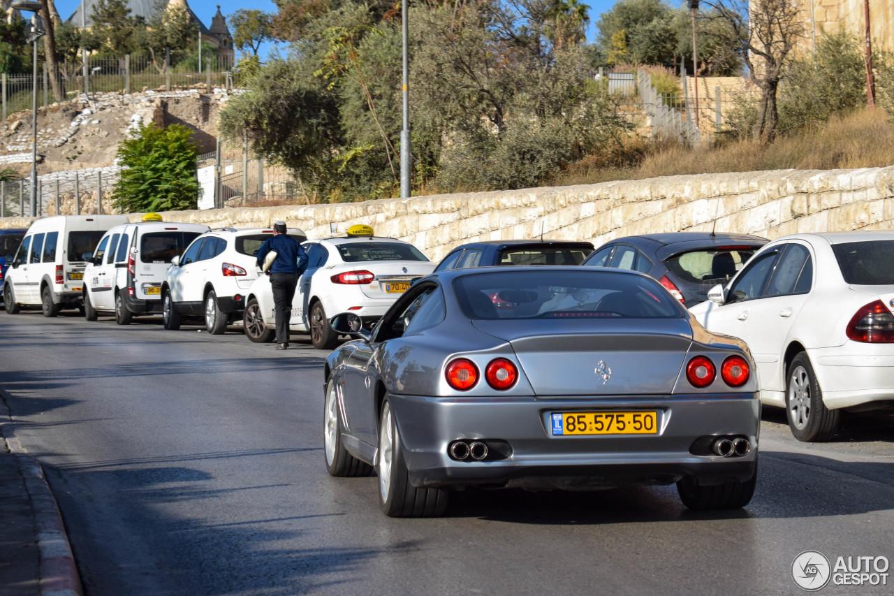 Ferrari 575 M Maranello GTC 5