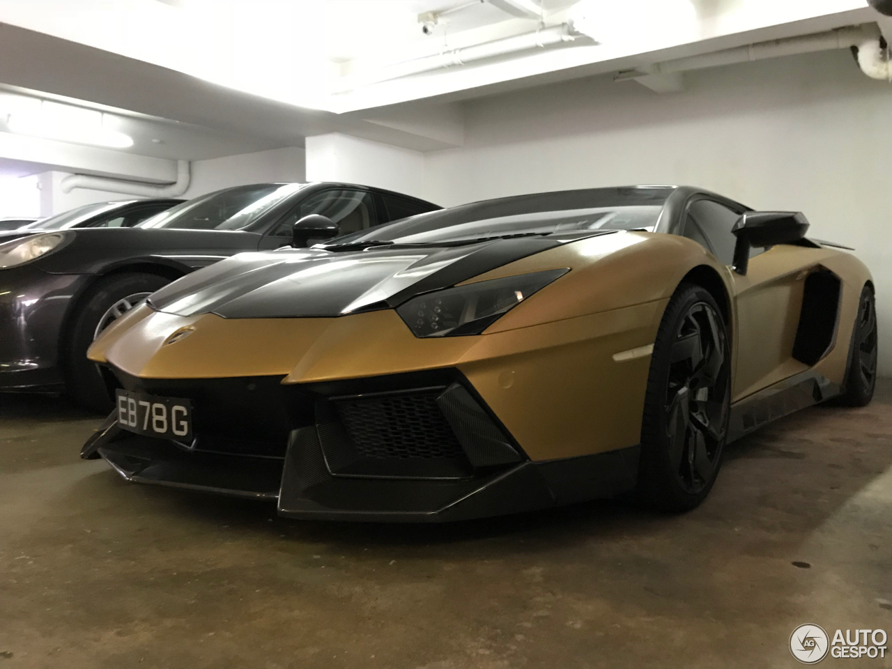 Lamborghini Aventador LP700-4 Novitec Torado 2