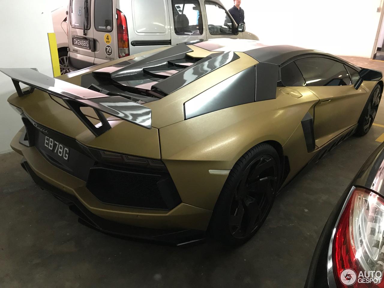 Lamborghini Aventador LP700-4 Novitec Torado 5