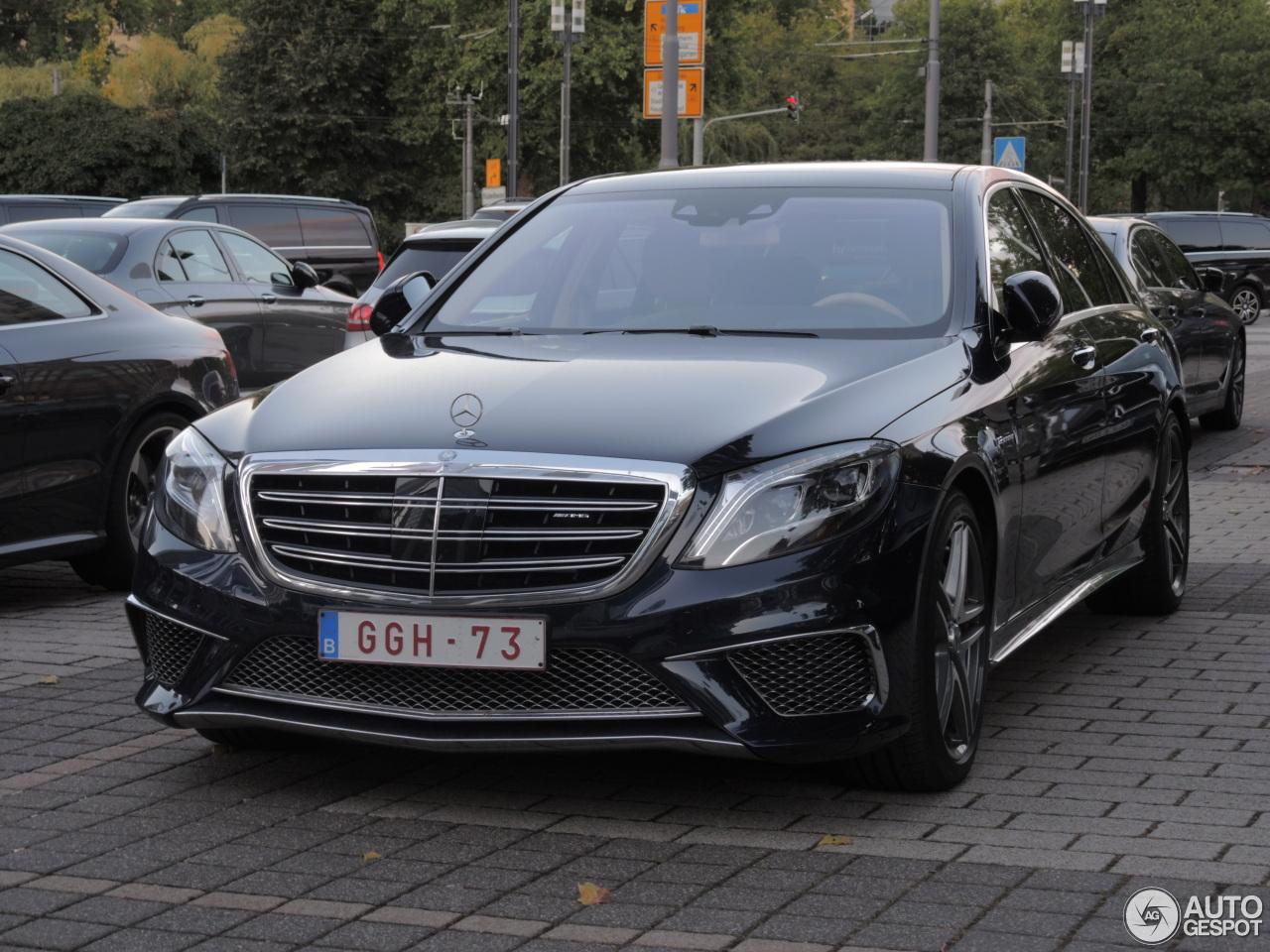 Mercedes benz s 65 amg v222 14 november 2017 autogespot for 2017 amg s 65 mercedes benz