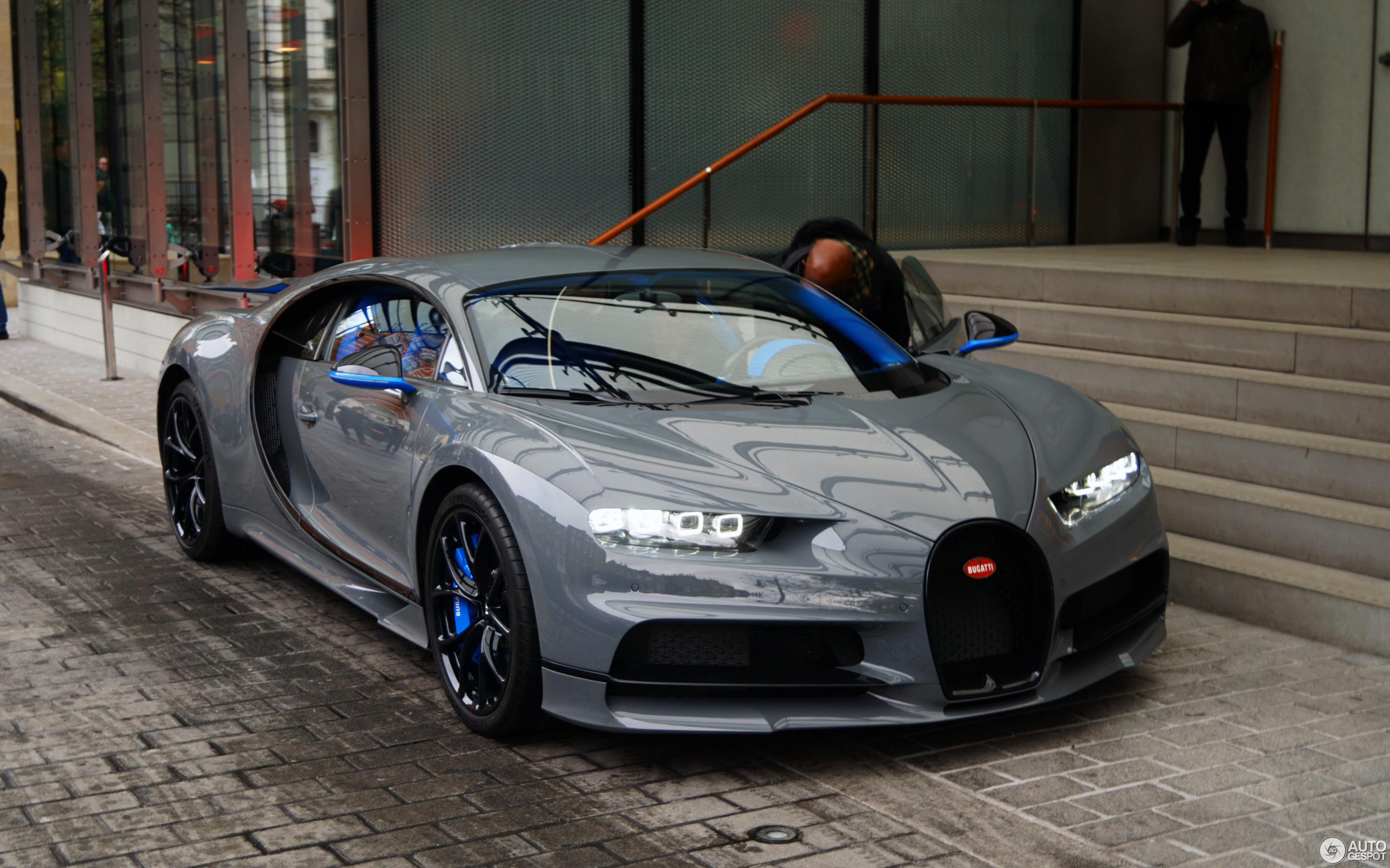 Bugatti Chiron 14 November 2017 Autogespot