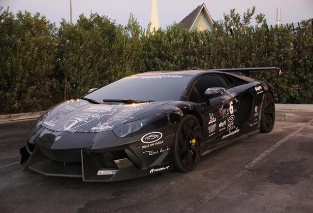 Lamborghini Aventador LP900-4 DMC SV Limited Edition