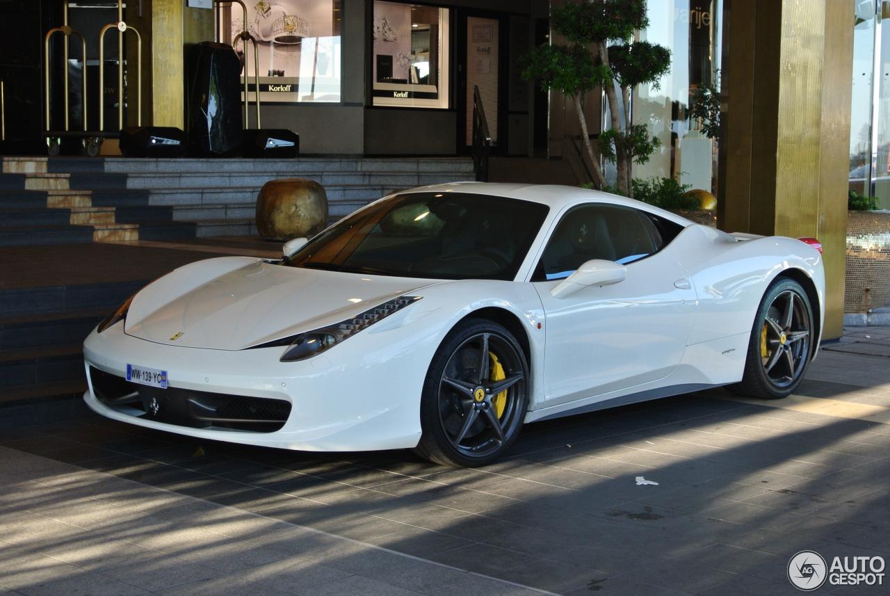 Ferrari F40 For Sale >> Ferrari 458 Italia - 17 November 2017 - Autogespot