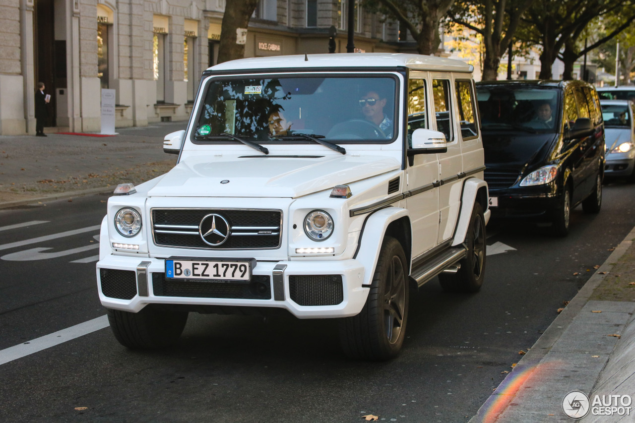 Mercedes benz g 63 amg 2012 17 november 2017 autogespot for 2017 mercedes benz amg g 63
