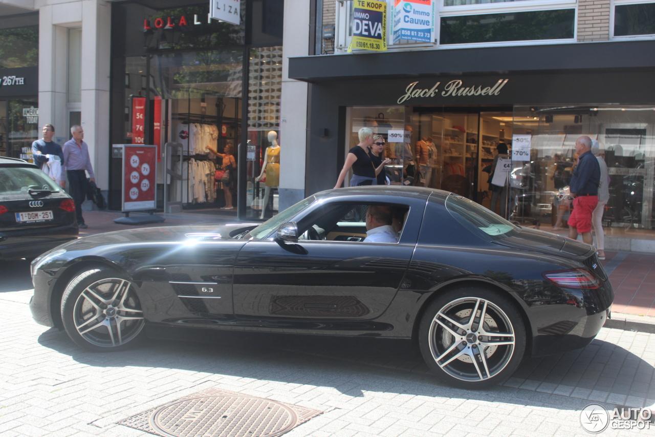 Mercedes Benz Sls Amg 17 November 2017 Autogespot