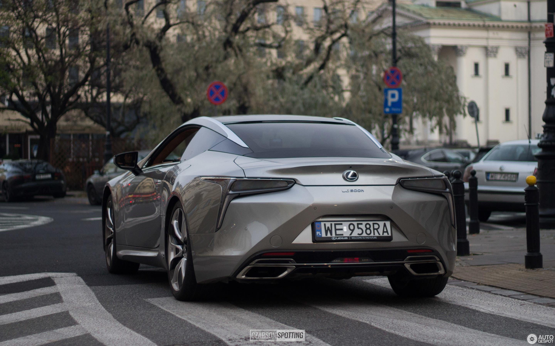 Lexus Lc 500h 17 November 2017 Autogespot