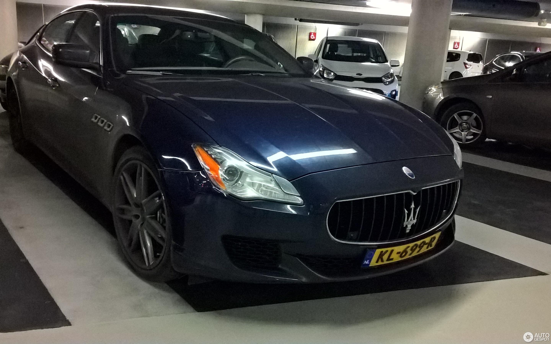 Maserati Quattroporte Diesel 2013 - 17 novembre 2017 - Autogespot