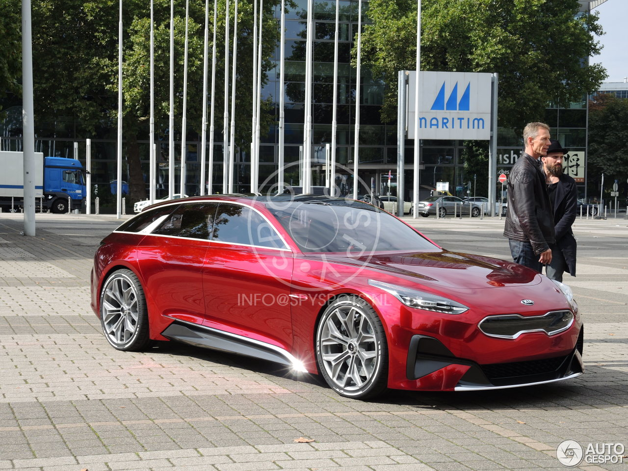 Kia Proceed Concept 18 November 2017 Autogespot