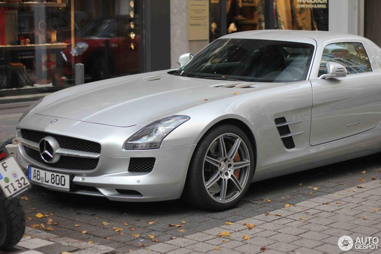 Mercedes Benz Sls Amg 18 November 2017 Autogespot