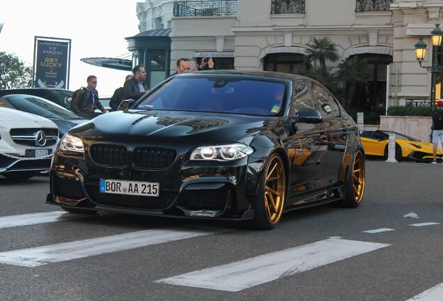 BMW M5 F10 2011 Prior Design PD55X PP-Performance