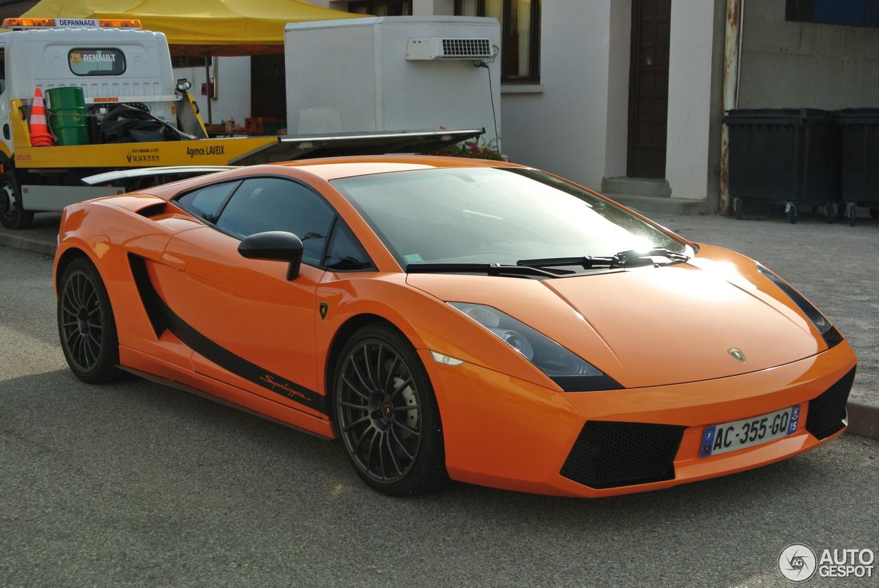 Lamborghini Gallardo Superleggera - 19 novembre 2017 ...