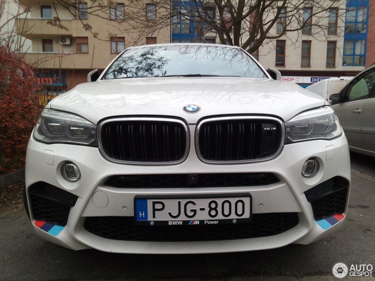 Bmw X6 M F86 21 November 2017 Autogespot