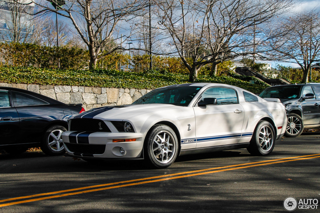 ford mustang shelby gt500 21 november 2017 autogespot. Black Bedroom Furniture Sets. Home Design Ideas