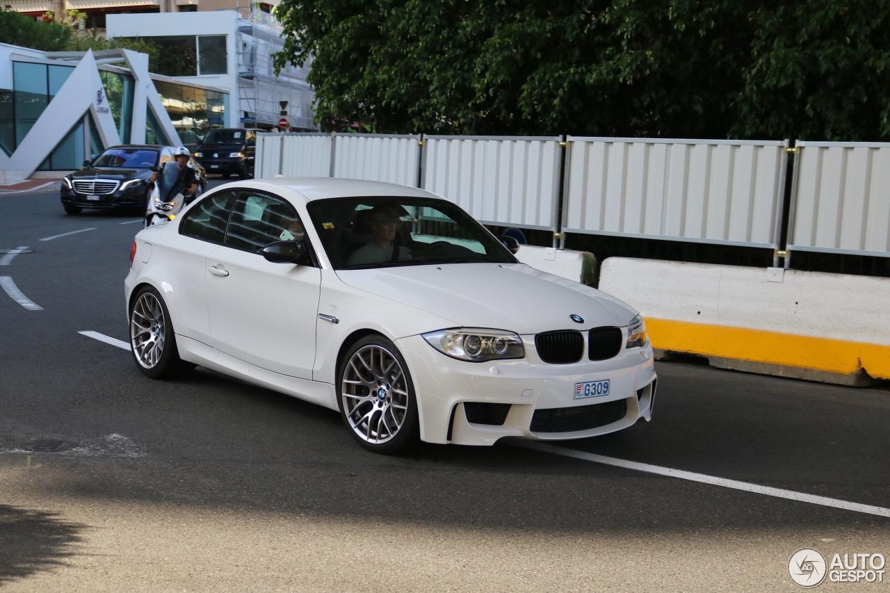 BMW Series M Coupé November Autogespot - Bmw 1 series m coupe