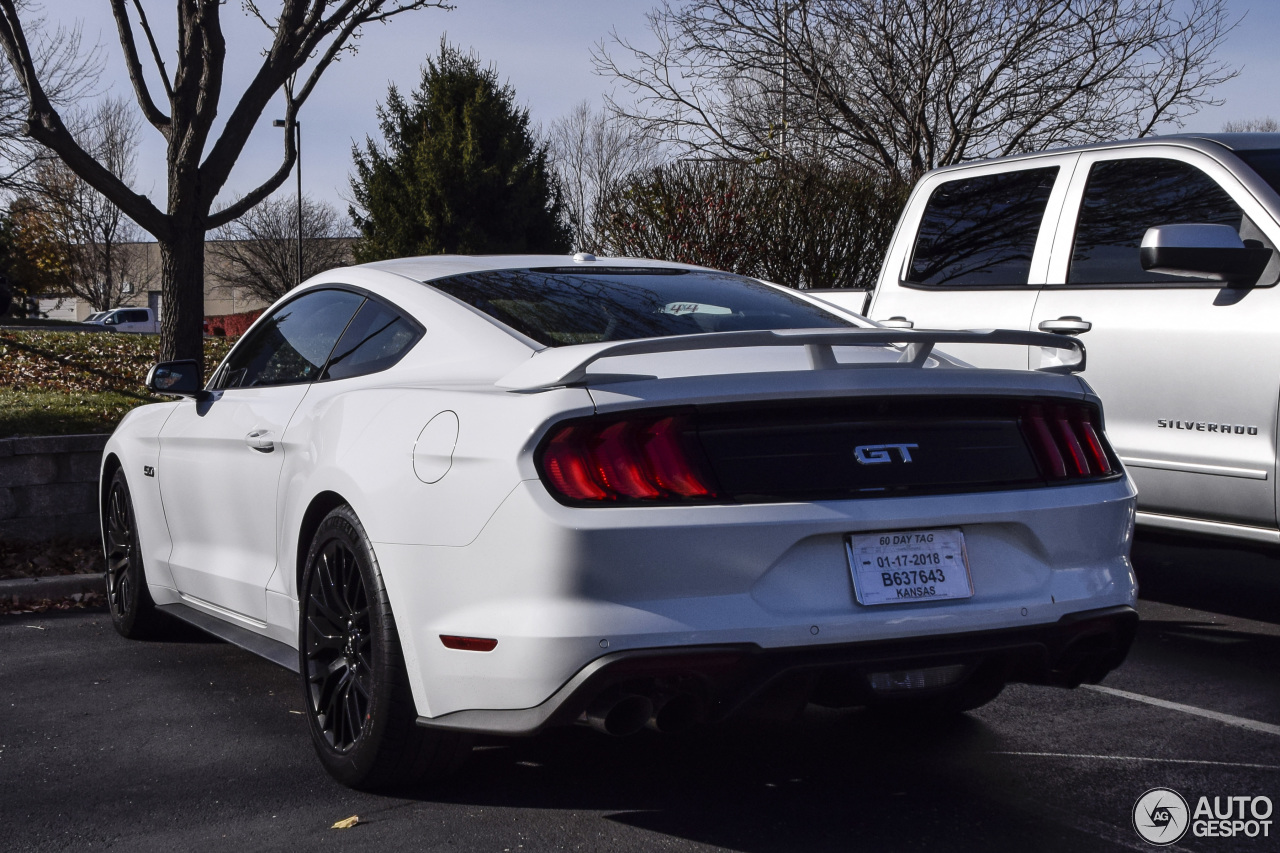 Ford Mustang Gt C