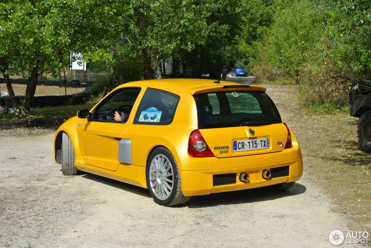 renault clio v6 phase ii 23 november 2017 autogespot. Black Bedroom Furniture Sets. Home Design Ideas