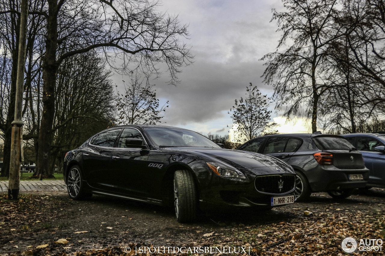 maserati quattroporte s 2013 25 november 2017 autogespot. Black Bedroom Furniture Sets. Home Design Ideas
