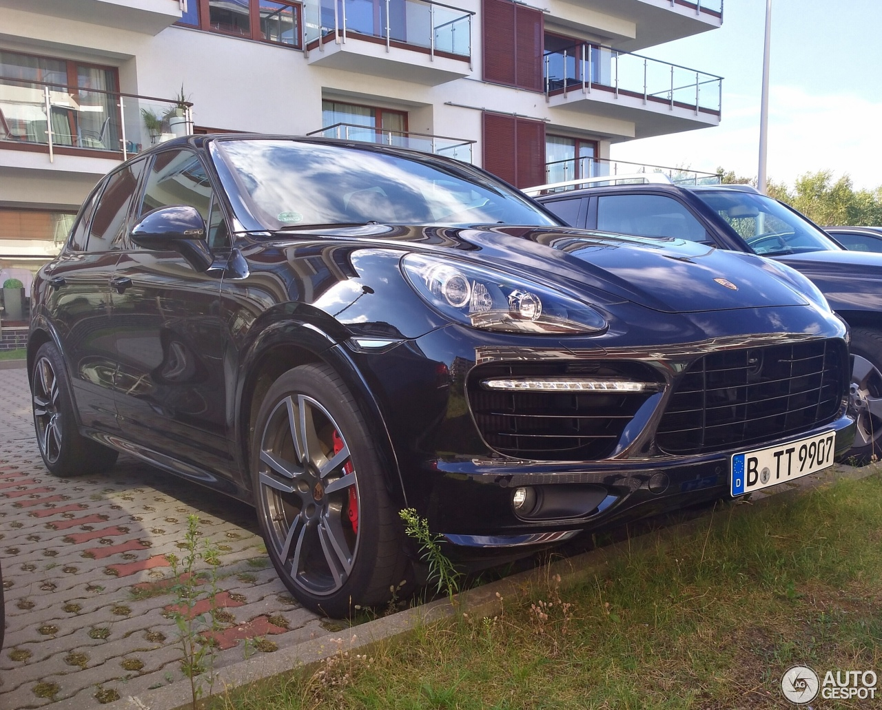 porsche 958 cayenne turbo s 26 listopad 2017 autogespot. Black Bedroom Furniture Sets. Home Design Ideas