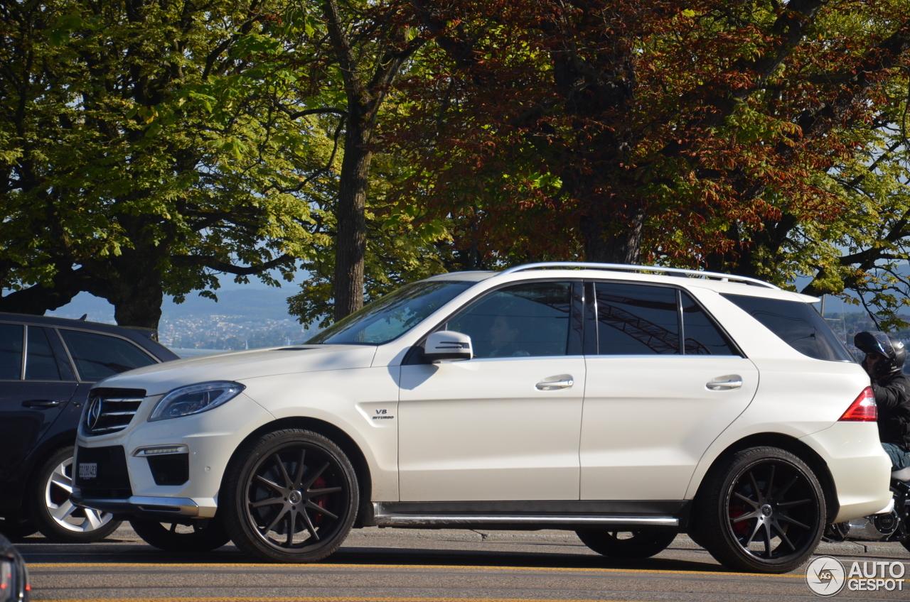 Mercedes benz ml 63 amg w166 27 november 2017 autogespot for Mercedes benz ml 63