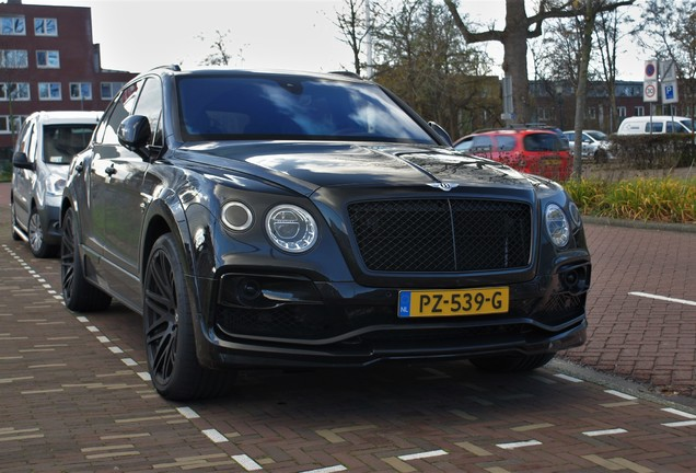 Bentley Startech Bentayga