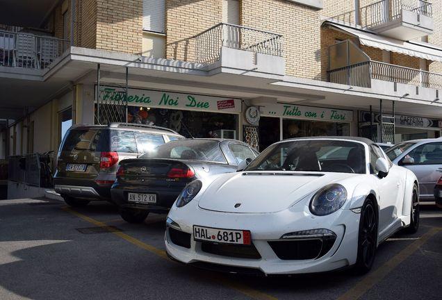Porsche TopCar 991 Targa Stinger