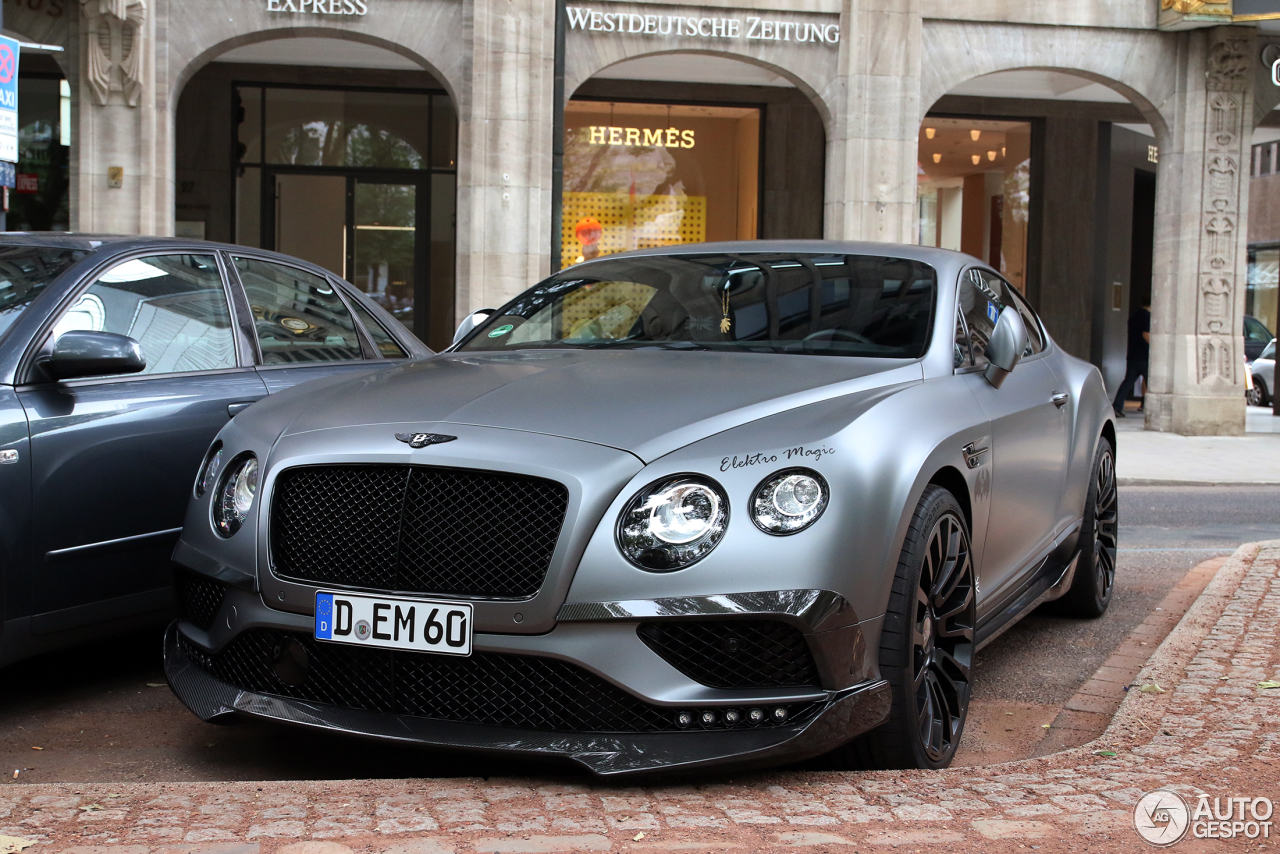 bentley startech continental gt speed 2016 29 november 2017 autogespot. Black Bedroom Furniture Sets. Home Design Ideas